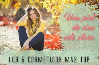 Los 5 cosméticos más top para este otoño