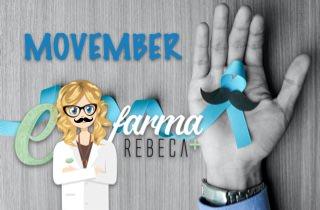 Movember eFarmaRebeca