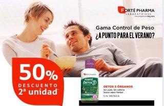 Promoción Forté Pharma